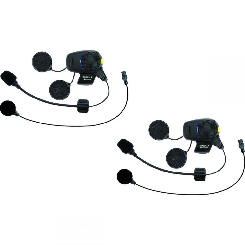 Sistem Comunicatie SMH5D FM Dual Bluetooth Microfon Boom/Wired Black