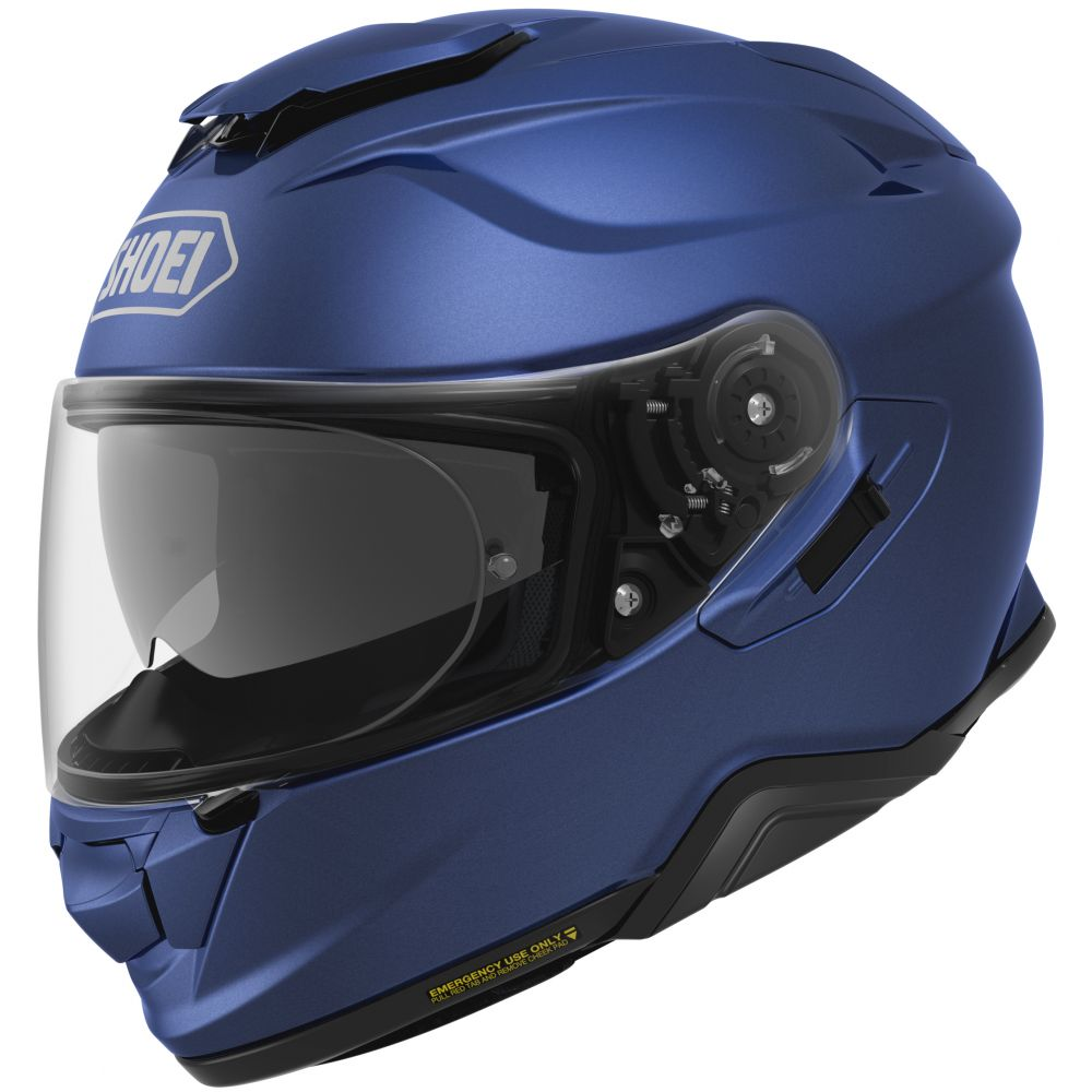 Casca Moto Full-Face GT AIR 2 SOLID - Albastru Mat