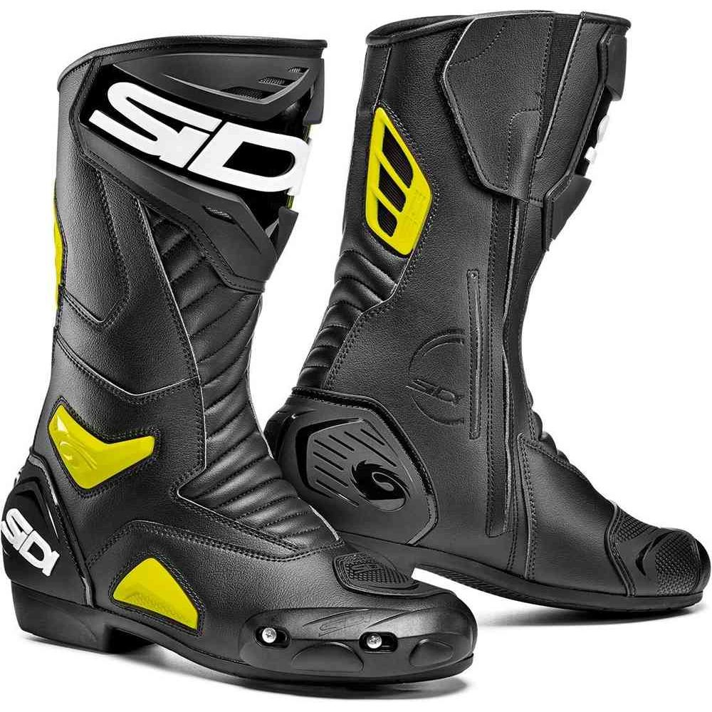 Cizme Performer Black/Yellow Fluo 2020