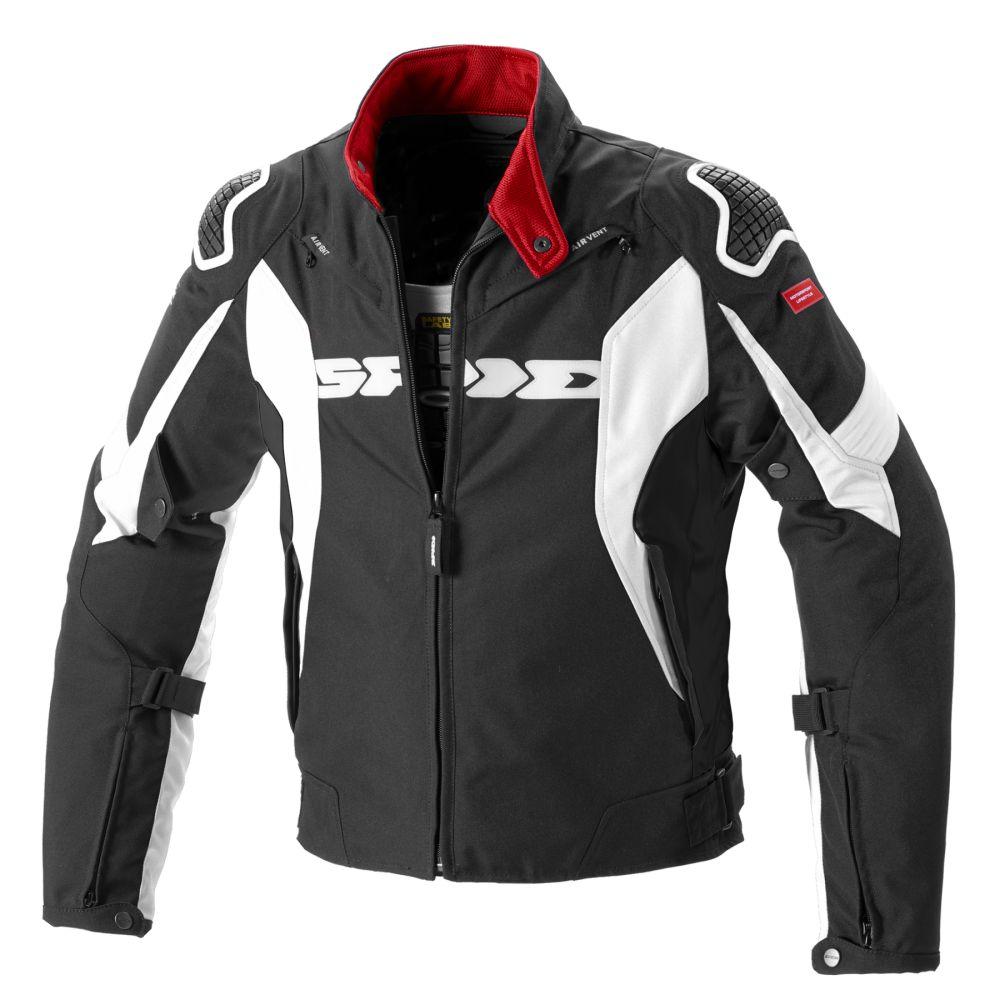 LICHIDARE STOC Geaca Textila Sport Warrior WP Black/White