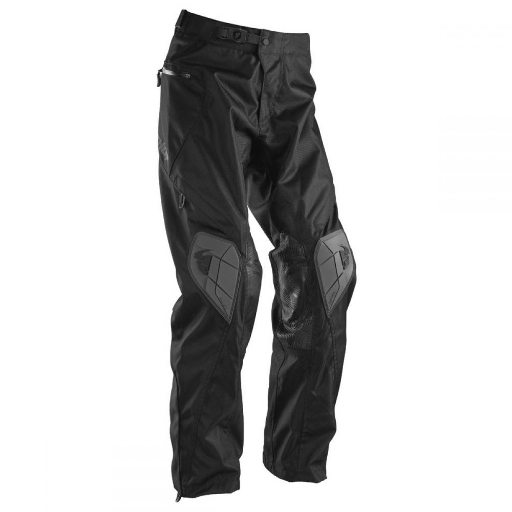LICHIDARE STOC Pantaloni Range S6 Over The Boot Black/Gray